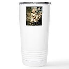 Domestic Cat Travel Mug