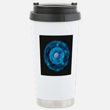 Illustration of Bohr mo Stainless Steel Travel Mug
