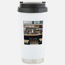 Interior of Diner Travel Mug