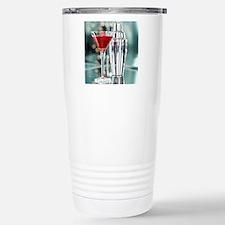 Red Martini Travel Mug