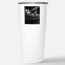 USA, New York City, Gra Stainless Steel Travel Mug