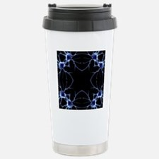 Neurons, kaleidoscope a Travel Mug