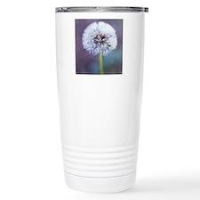 Close up of dandelion f Travel Mug