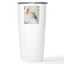 Close up of hummingbird Travel Mug
