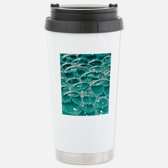 Colorful bubbles. Stainless Steel Travel Mug