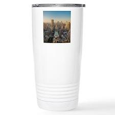 New York City, Manhatta Travel Mug