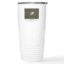 Feather Card Travel Mug