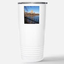 San Remo, Central Park, Stainless Steel Travel Mug