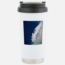 View of the sea from a  Travel Mug