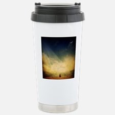 The trees, birds and li Stainless Steel Travel Mug