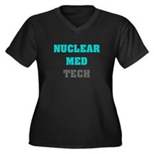Nuclear Med Tech Plus Size T-Shirt