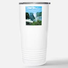 Victoria Falls, Zimbabw Travel Mug