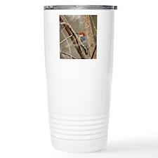 Red-bellied Woodpecker Travel Coffee Mug