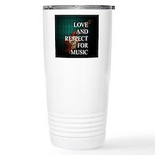 KuuMa Guitar Love 01z Travel Mug