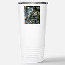 4x4 Square Labradorite Travel Mug