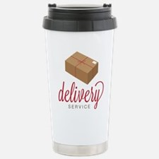 Delivery Stainless Steel Travel Mug