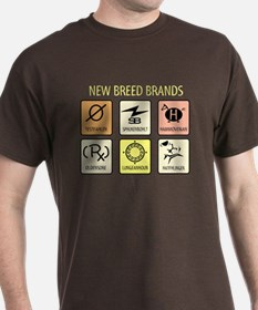 New Breed Brands Unisex T-Shirt