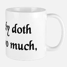 Women of Shakespeare Mug