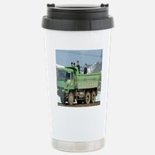 The Crew Stainless Steel Travel Mug