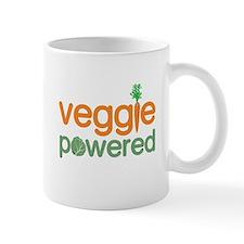 Veggie Vegetable Powered Vegetarian Mugs