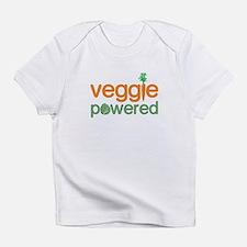 Veggie Vegetable Powered Vegetarian Infant T-Shirt