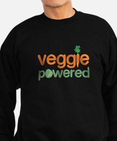 Veggie Vegetable Powered Vegetarian Sweatshirt