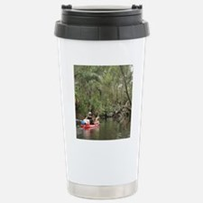 Kayaking with Harley Stainless Steel Travel Mug