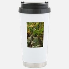 The Green Stairway Stainless Steel Travel Mug