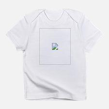 Broken Internet Image Icon Infant T-Shirt
