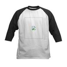 Broken Internet Image Icon Baseball Jersey