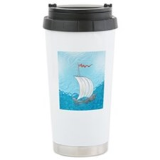 Sailboat Travel Mug
