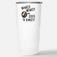 Bacon And Eggs Travel Mug