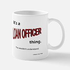 Loan Officer Thing Small Small Mug
