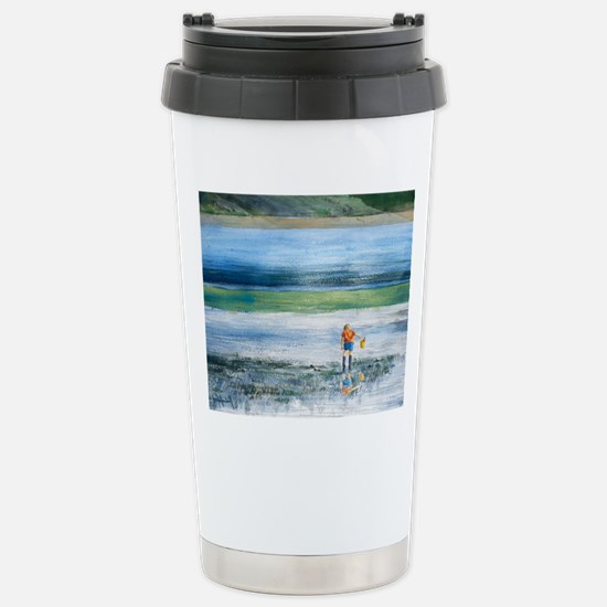 Summer-Murden-Cove-Bain Stainless Steel Travel Mug