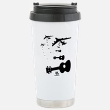 Uke Bombers Travel Mug