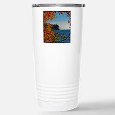 Fall at Split Rock Travel Mug