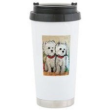 West Highland Terrier S Travel Mug