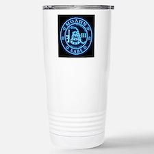 Square - Molon Labe - B Travel Mug