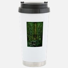 Prayer for the Forests  Stainless Steel Travel Mug