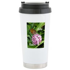 Passion Vine Butterfly Travel Mug