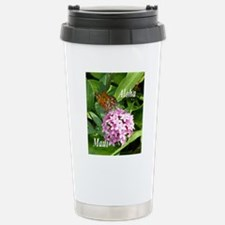 Passion Vine Butterfly Travel Mug