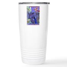 Peacock Rondo Travel Mug