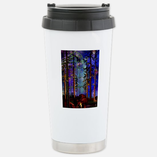 Emergence P Stainless Steel Travel Mug