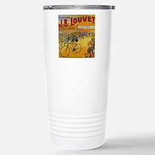 Vintage Tour de France  Travel Mug