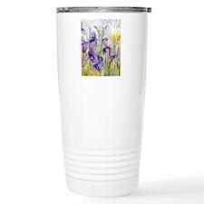 Romantic Ruffles Travel Coffee Mug