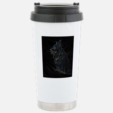 LRG K9 Photoart Stainless Steel Travel Mug