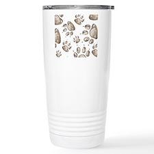 Pawprints Travel Mug