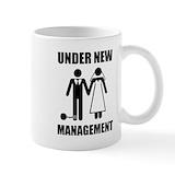 Newlyweds Coffee Mugs