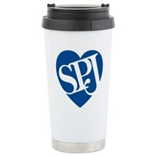 Classic SPJ Love Travel Mug