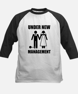 Just Married, Under New Management Baseball Jersey